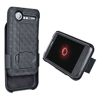 Find Cheap New OEM Verizon HTC Incredible 2 Shell Holster Combo w/ Kickstand