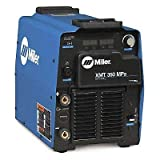 Miller Electric - 907366002 - Multiprocess Welder, XMT 350 Series, Input Voltage: 230 to 460VAC, MIG, Pulsed, Flux-Cored, Stick,