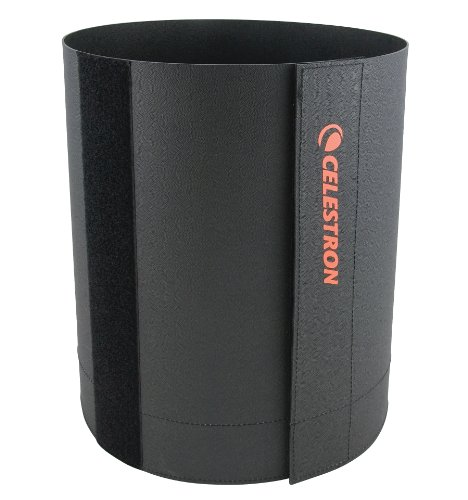 Celestron 94009 Lens Shade For C6 And C8 Tubes (Black)