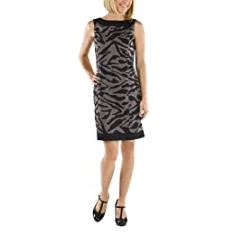 Product Image Merona® Collection Boatneck Dress - Zebra