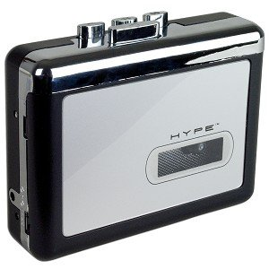 Hype HY-2010-TP USB Portable Tape to MP3 Converter