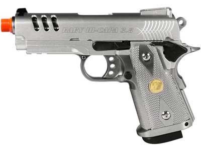 we airsoft pistols