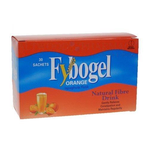 Fybogel arancione bustine 60 x 2 (120 bustine)