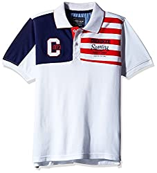 Cherokee Boys' T-Shirt (267455776_White_08Y)
