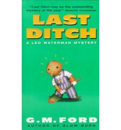 Last Ditch (Leo Waterman, #5)