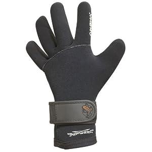 Akona 3.5 mm Quantum Stretch Gloves (AKNG438) - Small