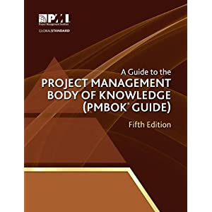 PMI PMBOK 5th Edition Free PDF Guide 2013 screenshot
