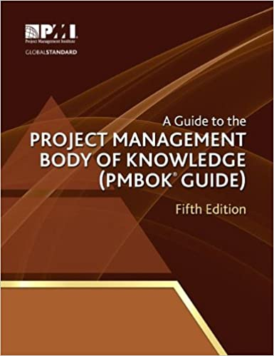 Project management books: PMBOK