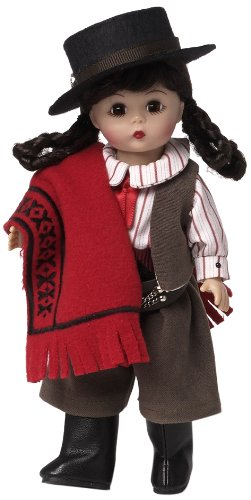 Madame Alexander Brazil Wendy Doll front-170861