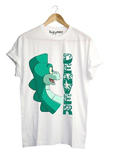 T-shirt uomo Denver, L