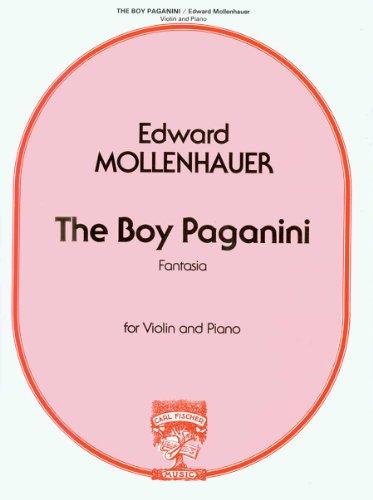 Boy Paganini - Book