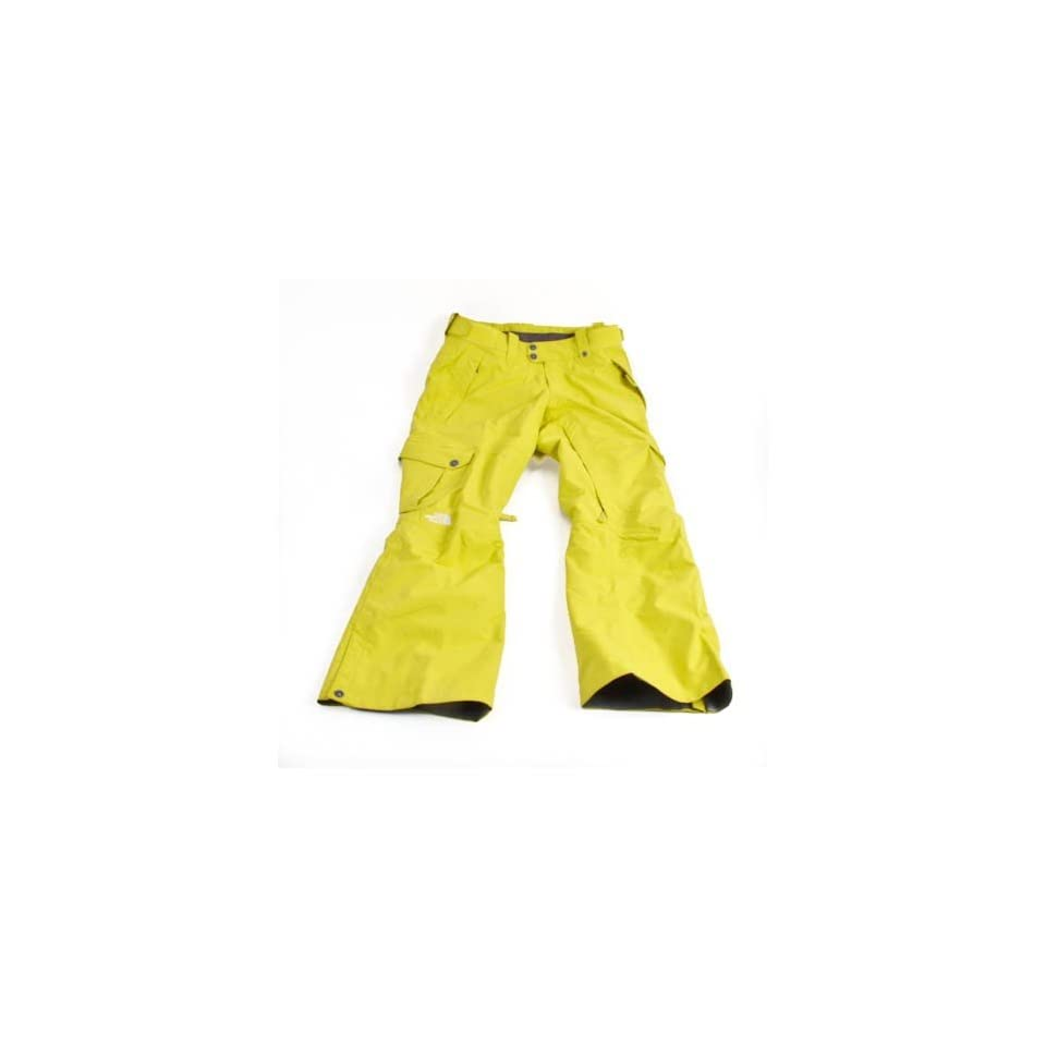 The North Face Womens Go Go Cargo Pant, safety yellow