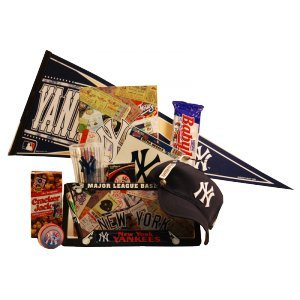 New York Yankees Gift Basket