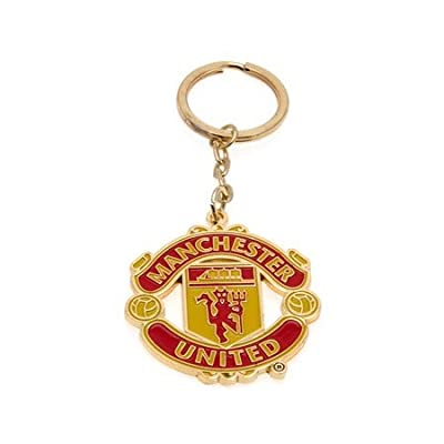 Manchester United Crest Key Ring
