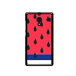 Vibhar printed case back cover for Xiaomi Redmi 1s WaterDrops