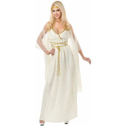 Glamorous Grecian Princess Adult Plus Costume Size Plus (1X)