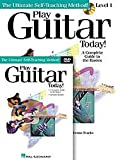 Hal Leonard Play Guitar Today! Level One (Book/CD/DVD)