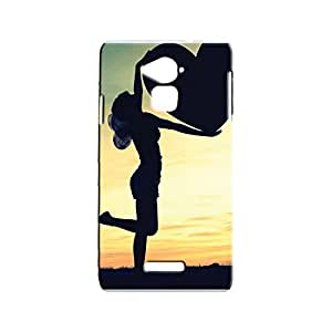 G-STAR Designer Printed Back case cover for Coolpad Note 3 - G2162