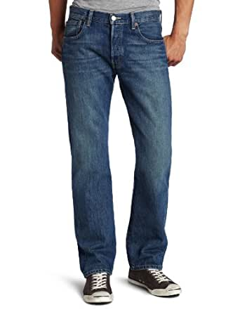 Levi's Men's 501 Jean, Rough and Tumbled, 40x32