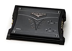 Kicker 08ZX3504 4X90-Watt 4-Channel Amplifier