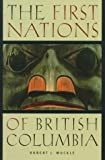 img - for The First Nations of British Columbia: An Anthropological Survey book / textbook / text book