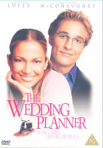 The Wedding Planner [DVD] [2001]