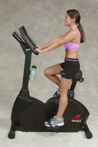 New Balance Marathon 600 Upright Exercise Bike 