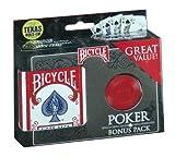 41Z50ZRANYL. SL160  US Playing Card Company 0971   Poker Bonus Set