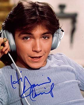 David Cassidy 8X10 Celebrity Photo Signed In-Person