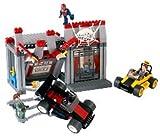 レゴ スパイダーマン2 カフェ襲撃 4860