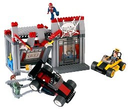 Lego Spider-Man 2 cafe attack 4860 (japan import) online kaufen