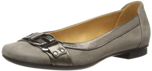 Gabor Womens Montana N Ballet Flats 84.112.13 Brown 5.5 UK, 38 EU
