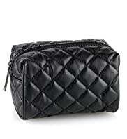 Autograph Quilted Make Up Bag