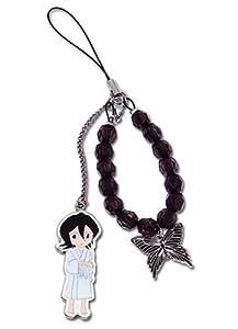 Bleach Rukia & Hell Butterfly Mobile Phone Charm