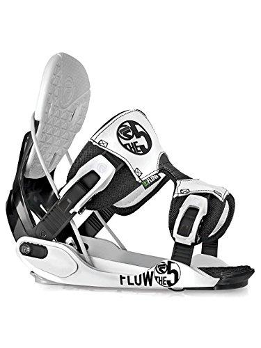Herren Snowboardbindung Flow Five 2014