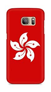 Amez designer printed 3d premium high quality back case cover for Samsung Galaxy S7 Edge (Hong kong Iphone)