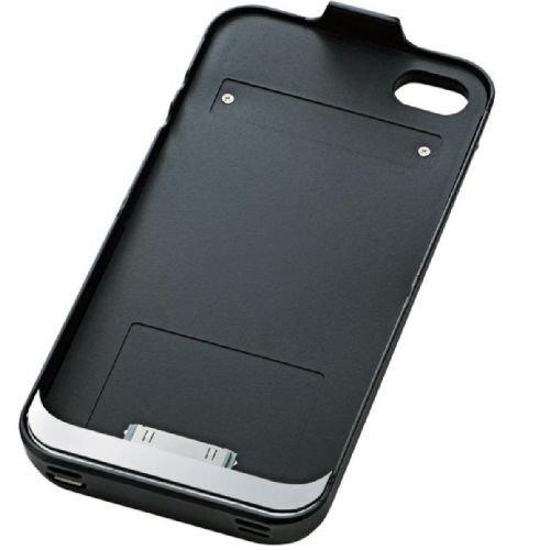 Logitec iPhone4専用ワンセグチューナー バッテリー内蔵 LDT-1SI41