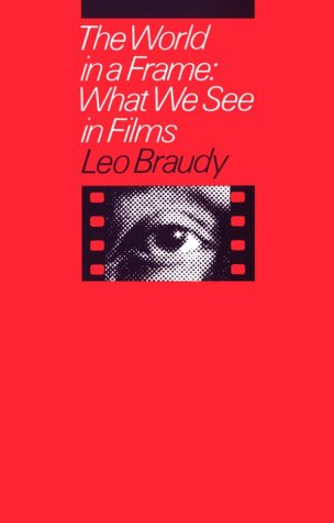 The World in a Frame: What We See in Films