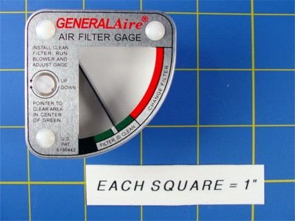 how to clean generalaire filter