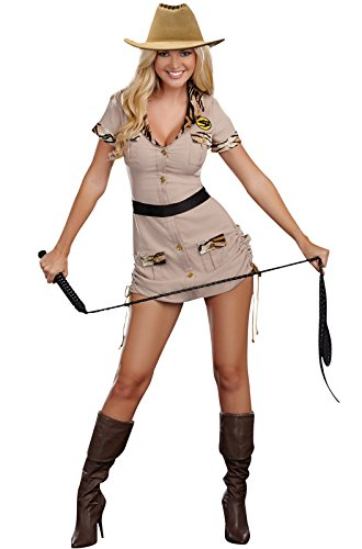 Dreamgirl Jungle Jane Costume