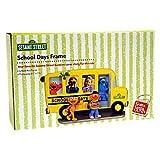 Gund Sesame Street School Days Bus Picture Frame ~ GUND