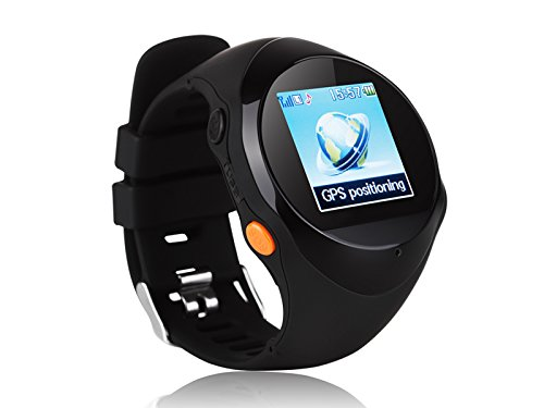 1.5 Inch Lcd Smart Gps Tracker Wrist Watch Sos Gsm Sms Gprs Tracking