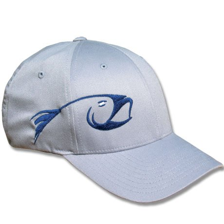 fishing baseball caps cool hats mens rising fly cap grey hat