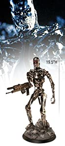 1/4 Scale Terminator Endoskeleton Premium Format Figure from Terminator 2: Ju...