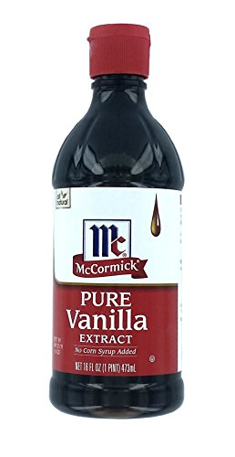 McCormick Pure Vanilla Extract-16 OZ (Vanilla Extract 32 Oz compare prices)