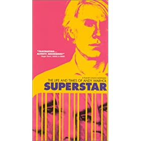 Superstar: Life & Times of Andy Warhol [VHS] [Import]