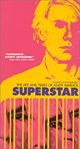 Superstar - The Life & Times of Andy Warhol [VHS]