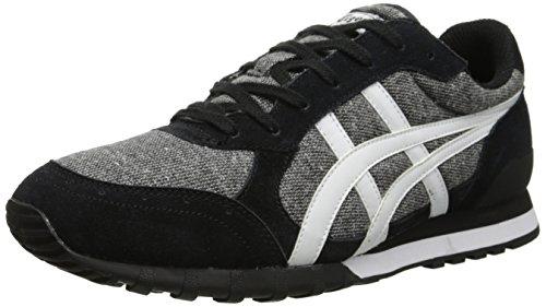 Onitsuka Tiger Colorado Eighty-Five Classic Running Shoe, Black/White, 8 M US