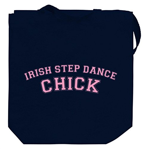 Irish Step Dance CHICK ATHLETIC DEPARTMENT Canvas Tote Bag