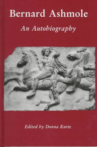 Bernard Ashmole, 1894-1988: An Autobiography